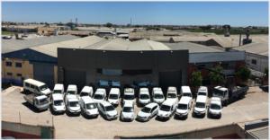 Grupo Cemalu renueva su flota de Vehículos en Autointer Xátiva