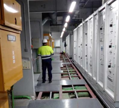 servicios en mantenimiento industrial